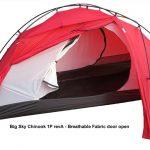 日本限定モデルのビッグスカイ チヌーク 1.5Pはどんなテントか調べてみました<BIG SKY Chinook 1.5P>