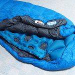 クライミット イナーシャ オゾンを試してみました<Klymit Inertia O Zone スリーピングパッド/寝袋パッド>