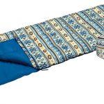 封筒型のダウンシュラフ(寝袋)の選び方