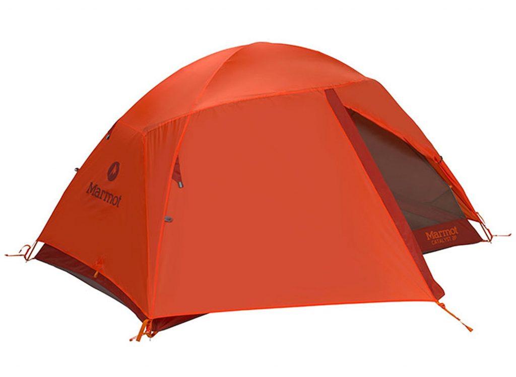 マーモット(Marmot)のテントがデサント扱いで日本でも入手可能になりましたね