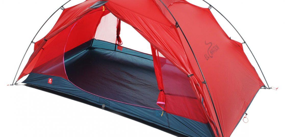 フライ、インナー、フットプリントが一体となった軽量テント「El Chalten 1.5P Tango」<ゼログラムテント>2