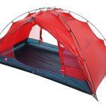 フライ、インナー、フットプリントが一体となった軽量テント「El Chalten 1.5P Tango」<ゼログラムテント>