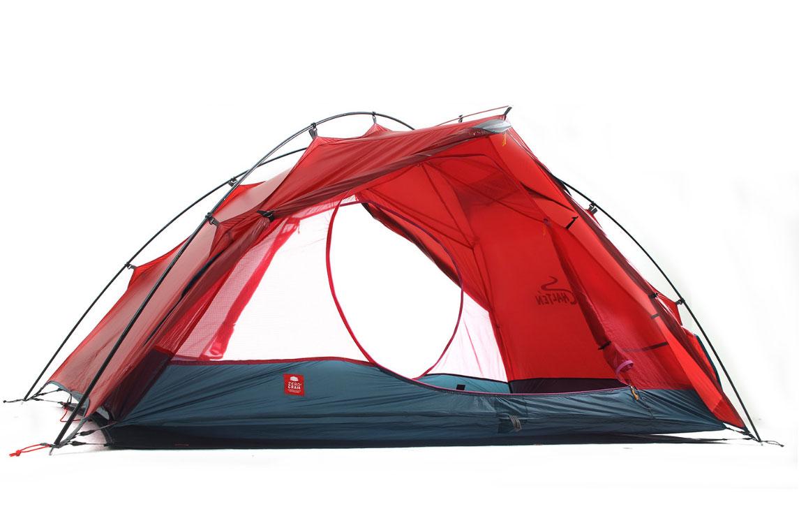 フライ、インナー、フットプリントが一体となった軽量テント「El Chalten 1.5P Tango」<ゼログラムテント>3