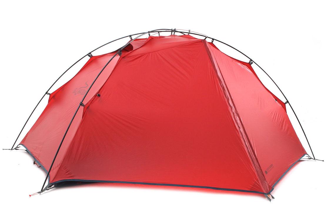 フライ、インナー、フットプリントが一体となった軽量テント「El Chalten 1.5P Tango」<ゼログラムテント>4