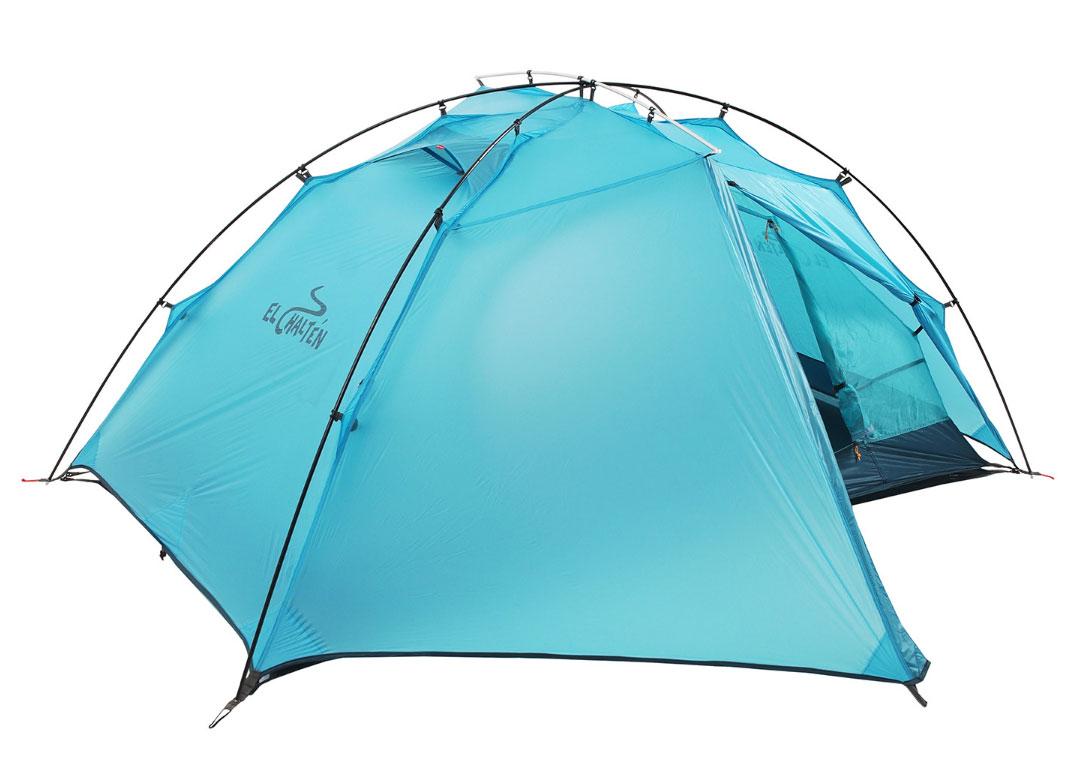 フライ、インナー、フットプリントが一体となった軽量テント「El Chalten 1.5P Tango」<ゼログラムテント>9