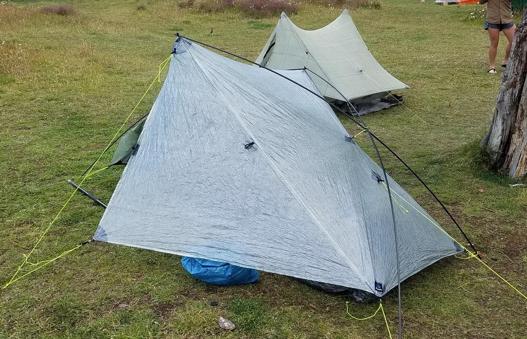 Zpacks Solplex Flex Tent 1