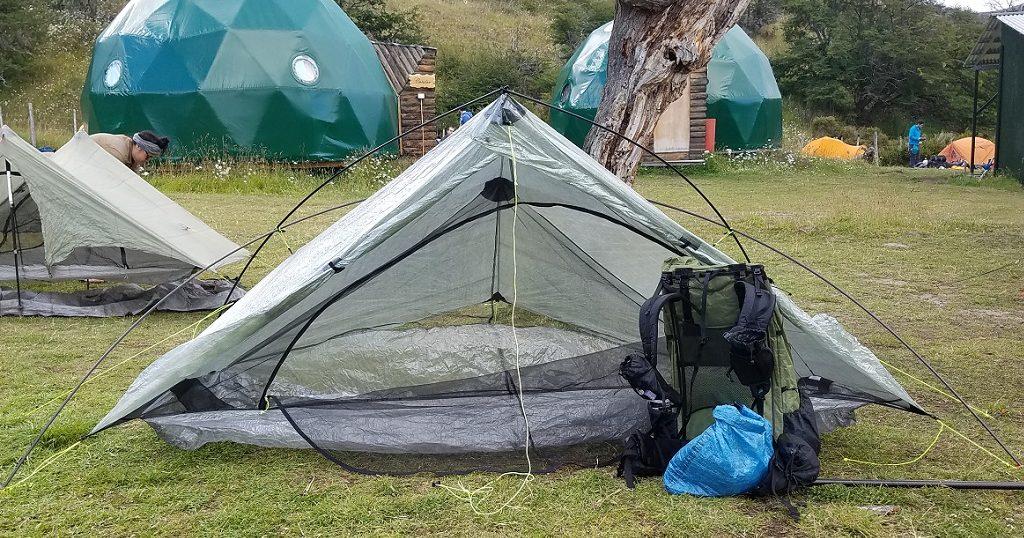 Zpacks Solplex Flex Tent