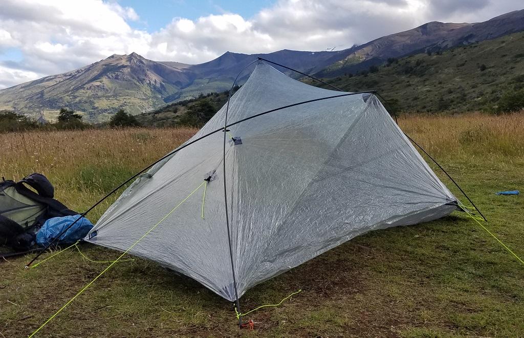 Zpacks Solplex Flex Tent 2
