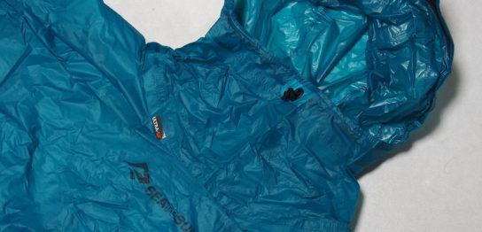 キャンプがミニマムなら雨具もミニマムに<シートゥーサミット Ultra-Sil Nano Poncho>