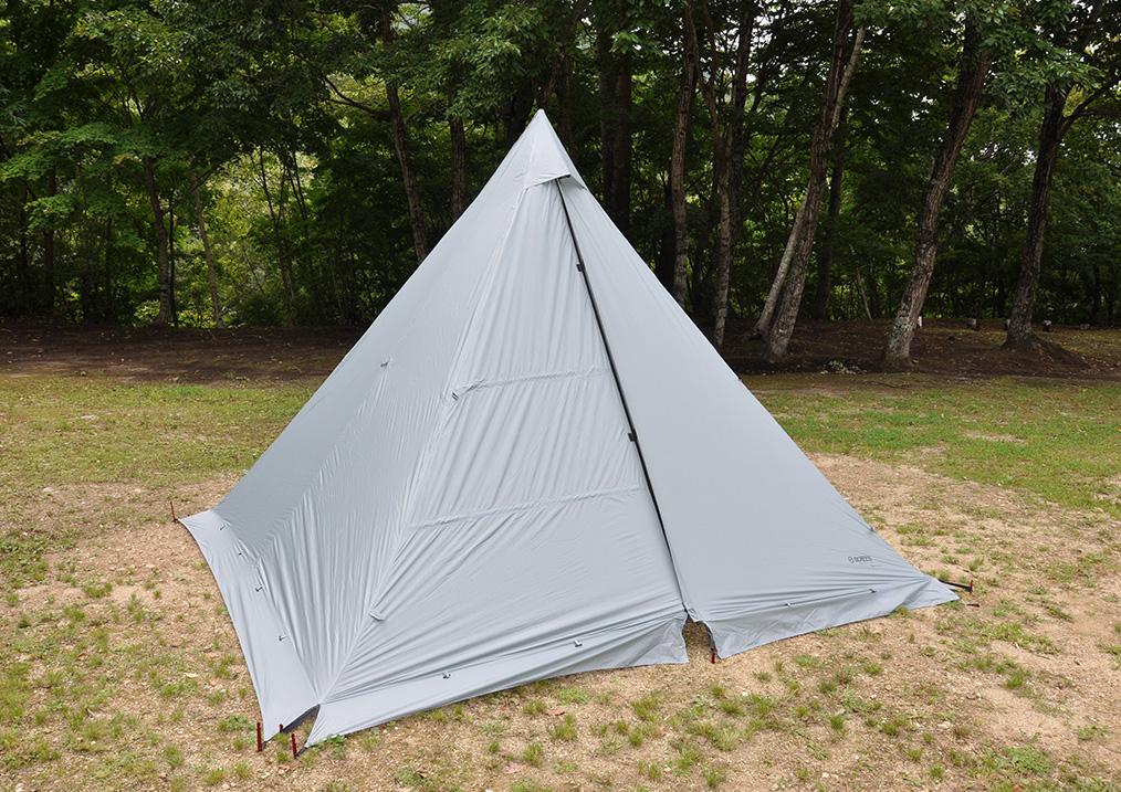 ヤリ 3×3(YARI 3×3)の発売が少し延期されました<tent-Mark DESIGNS >3