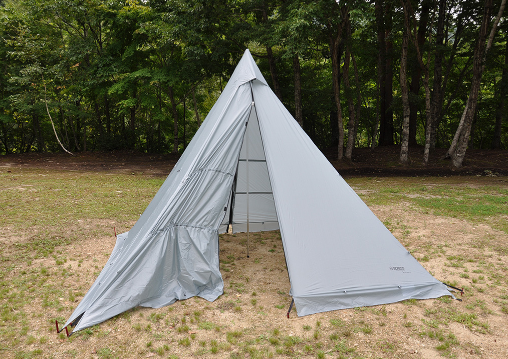 ヤリ 3×3(YARI 3×3)の発売が少し延期されました<tent-Mark DESIGNS >2