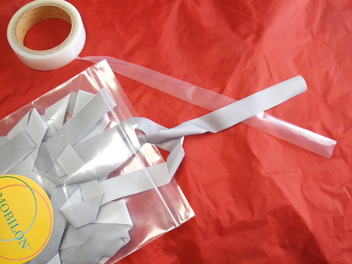 シームテープ(シーリングテープ)は素材によって使い分ける1