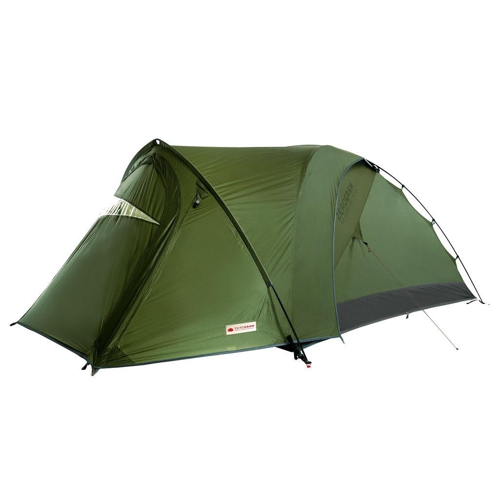 日本で取り扱って欲しいゼログラムテント<Papillon Tent>3