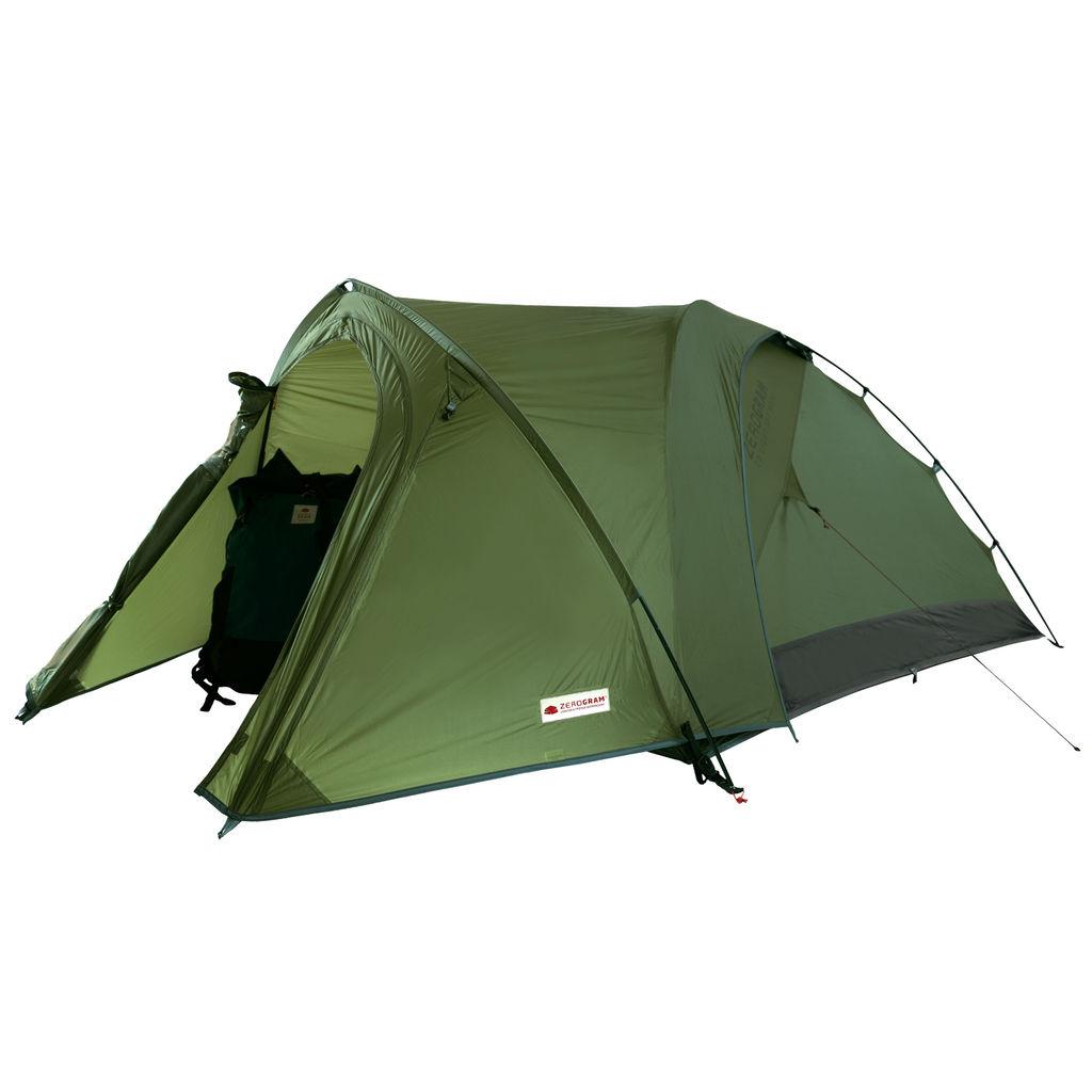 日本で取り扱って欲しいゼログラムテント<Papillon Tent>