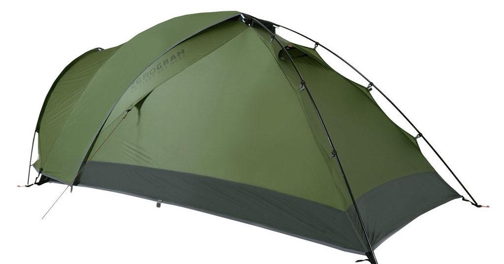 日本で取り扱って欲しいゼログラムテント<Papillon Tent>5