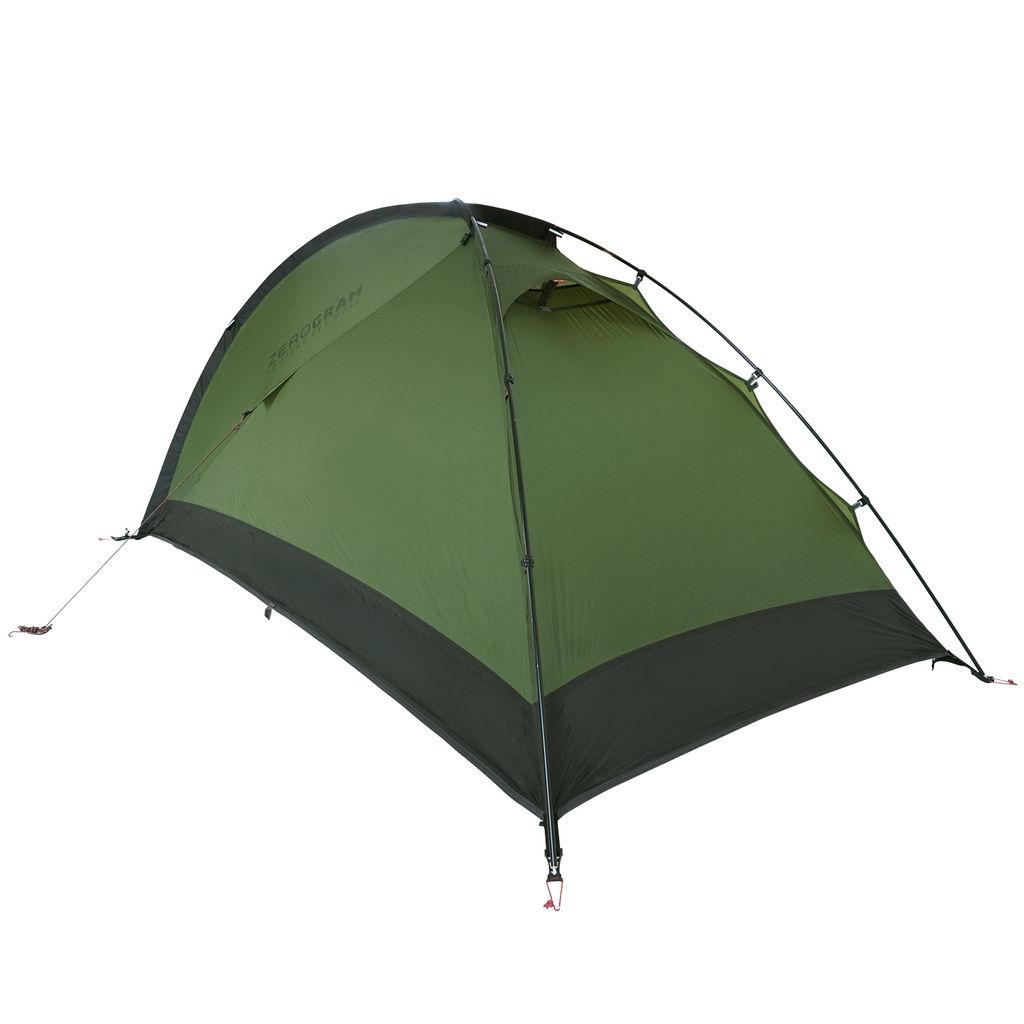 日本で取り扱って欲しいゼログラムテント<Papillon Tent>6