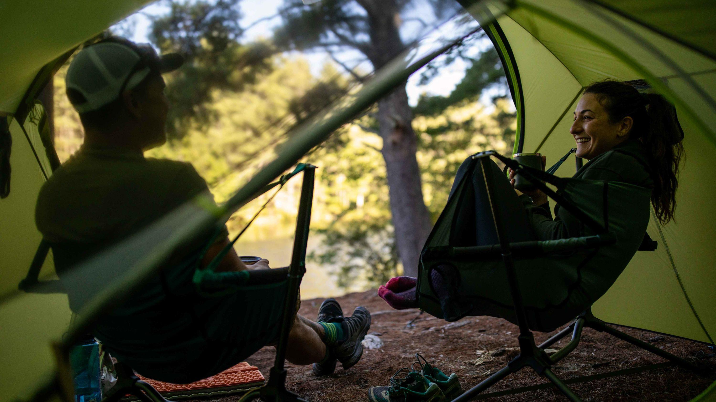 NEMO(ニーモ)から巨大な前室を持つミニマムなテントが発売されました「DAGGER PORCH TENT」33