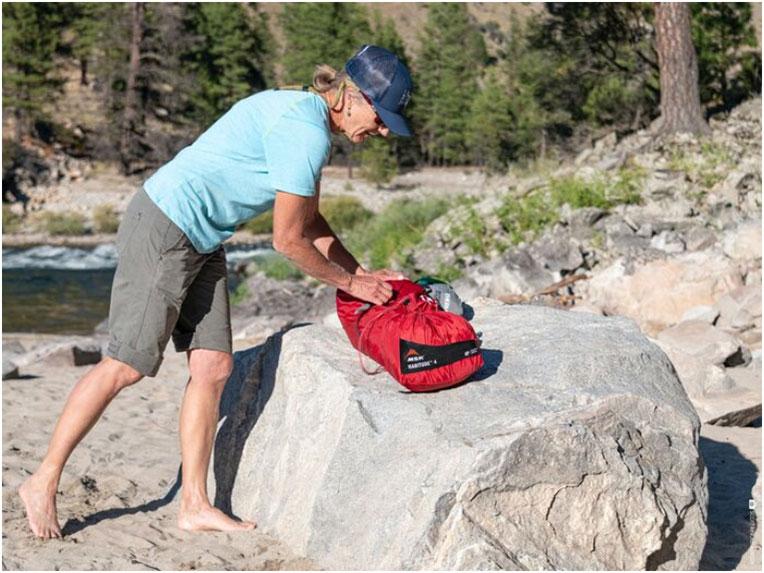 ファミリー・グループに最適な大型テントがMSRから新発売<MSR 2020 Habitude 4/6 Family & Group Camping Ten>2