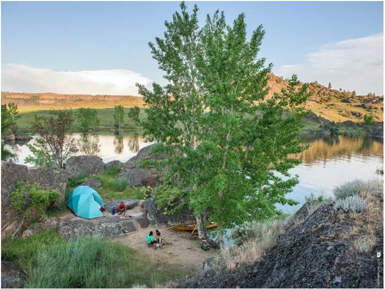 ファミリー・グループに最適な大型テントがMSRから新発売<MSR 2020 Habitude 4/6 Family & Group Camping Ten>5