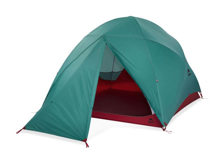 ファミリー・グループに最適な大型テントがMSRから新発売<MSR 2020 Habitude 4/6 Family & Group Camping Ten>7