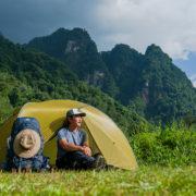 <tent-Mark DESIGNS >から設営3分、撤収1分のテント「ホーボーズネスト 2」2
