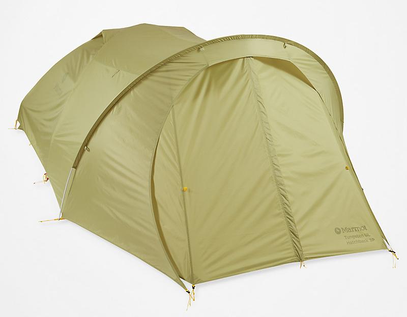 とっても気になるマーモットタングステン軽量 テントのオプションフライ1