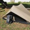 ソロキャンプ、ツーリングキャンプに最適!<鎌倉天幕 SOLOIST>テントの細部をチェック