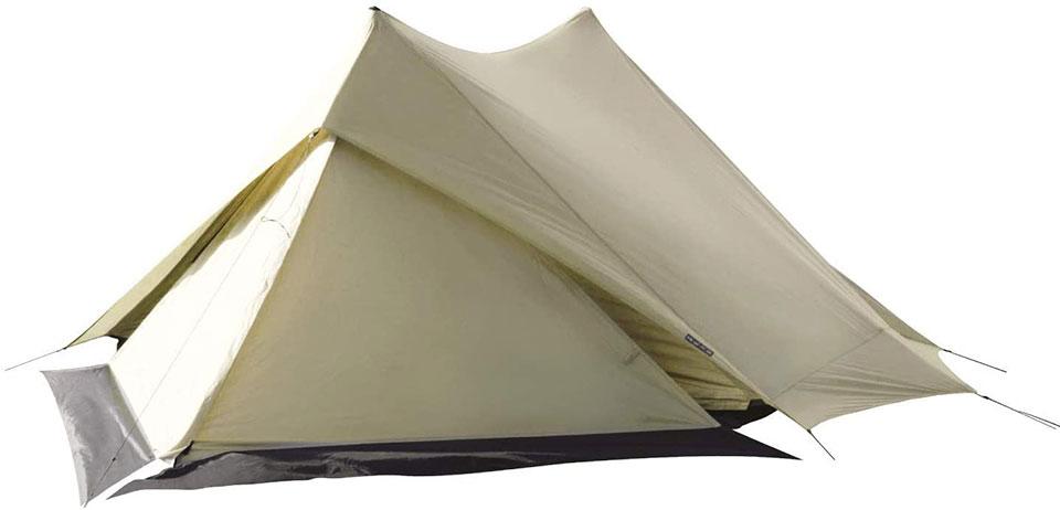 ソロキャンプ、ツーリングキャンプに最適!<鎌倉天幕 SOLOIST>テントの細部をチェック8