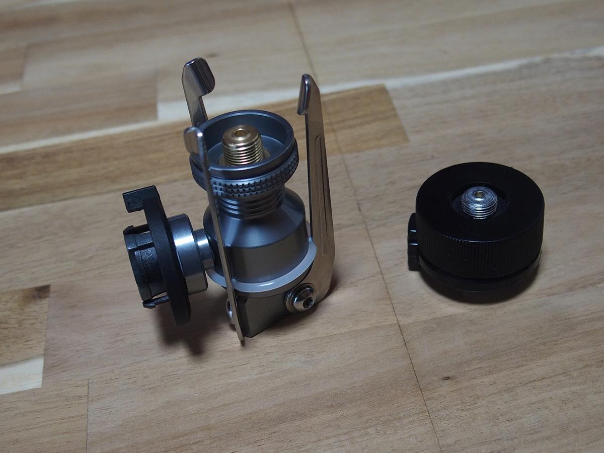 OD缶機器をCB缶で使いたい<CB缶でOD缶機材が使える!!>「変換アダプター」1